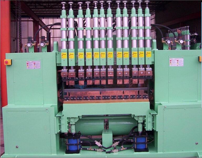 龙门式排焊机