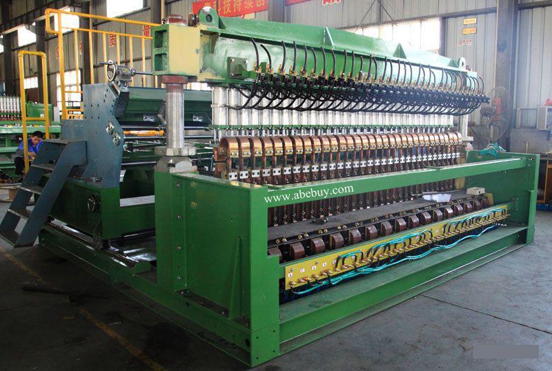 网片排焊机